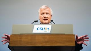 PK CSU-Vorstandssitzung nach Landtagswahl