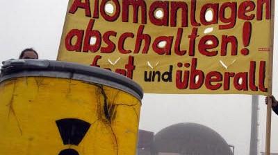 Atomkraftwerk Pannen in deutschen Meilern