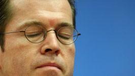 Wirtschaftsminister Guttenberg, Gettty
