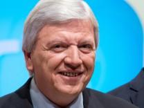 Fernsehduell vor Hessischer Landtagswahl