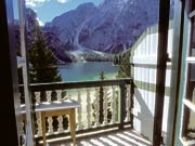 Hotel Pragser Wildsee in Südtirol, Hermann Oberhofer Prags