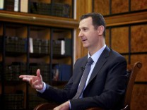 Syriens Machthaber Assad