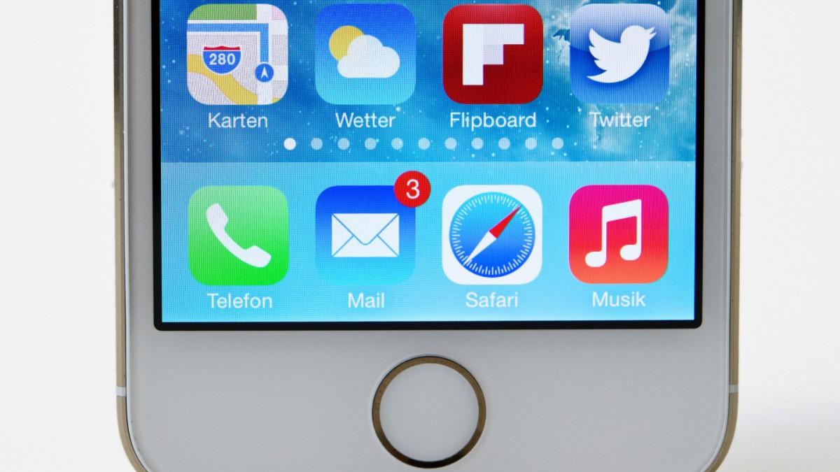Apple vom Ansturm auf iOS 7 überfordert
