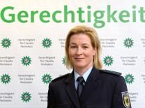 Pressekonferenz mit Claudia Pechstein
