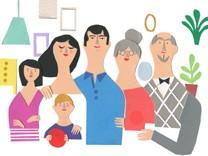 Familien-Kolumne