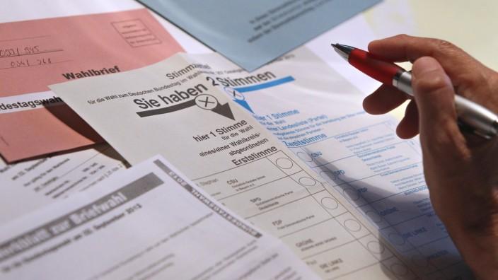 Bundestagswahl 2013 Parteien Warum Wählen?