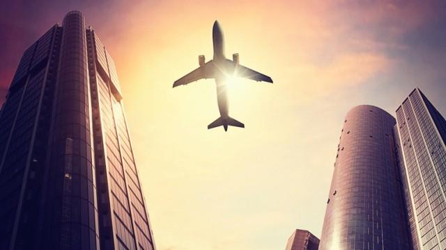 Flugzeug Flugreise Fliegen
