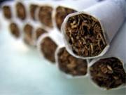 Zigaretten; dpa