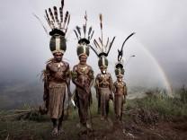 Jimmy Nelson Before They Pass Away teNeues Papua Neuguinea Huli, Asaro & Kalam Urvölker Stämme