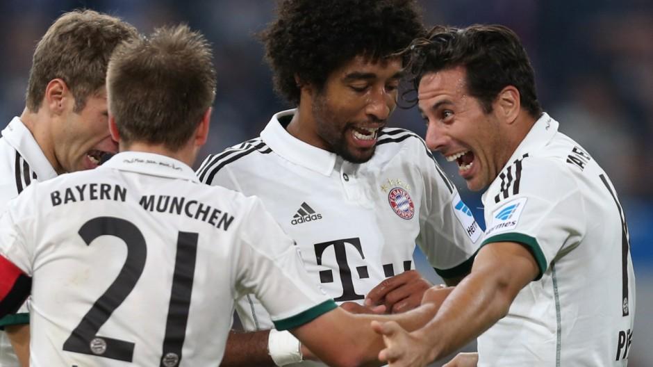 FC Schalke 04 - FC Bayern München 0:4