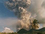 Vulkan Soufriere Hills, AP