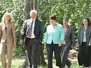 Steinmeier, Getty, Team Steinmeier, Manuela Schwesig, Brigitte Zypries, Barbara Hendricks