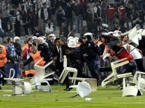 Besiktas Galatasaray Süper Lig