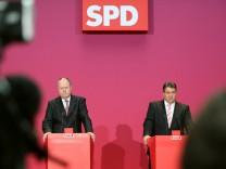 SPD nach der Bundestagswahl