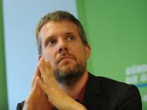 Nach der Landtagswahl in Bayern - Pk Grüne