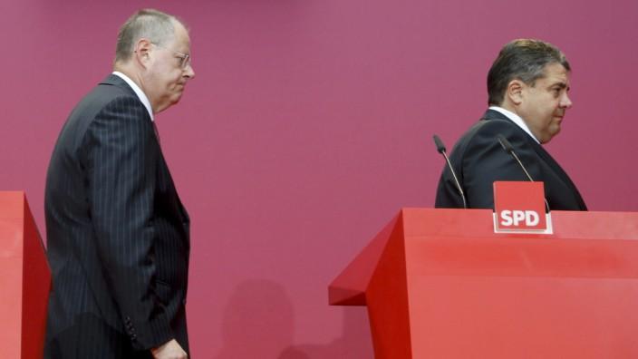 SPD, Große Koalition, Bundestagswahl 2013, Peer Steinbrück