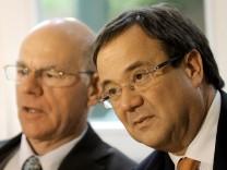 NRW-CDU-Chef Armin Laschet zu Schwarz-Grün
