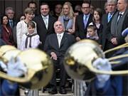 Helmut Kohl, Geburtstag, dpa