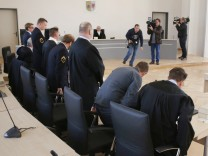 Marinesoldaten wegen Meuterei vor Gericht