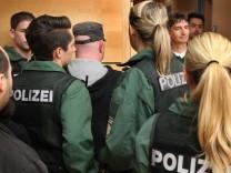 Prozess gegen Neonazi Martin Wiese