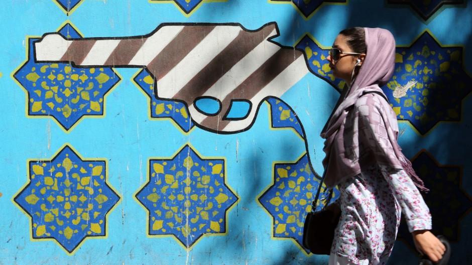 Diskriminierung Frauen Iran