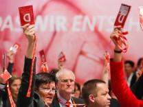 SPD Bundesparteitag Augsburg