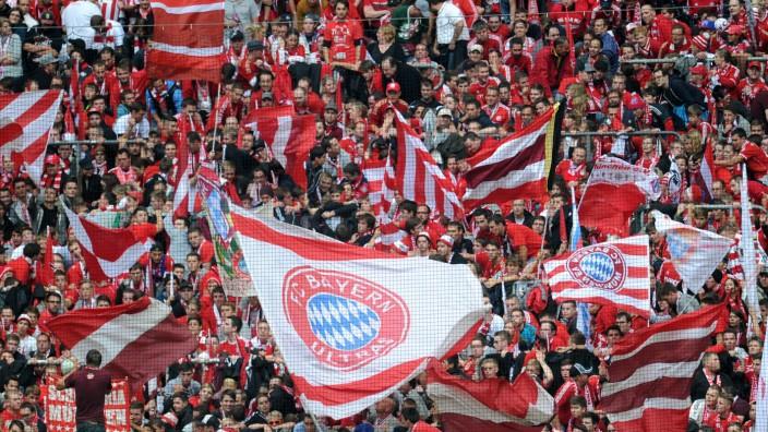 FC Bayern München - Hannover 96.