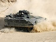 Bundeswehr, dpa, Marder, panzer, Afghanistan, Offensive