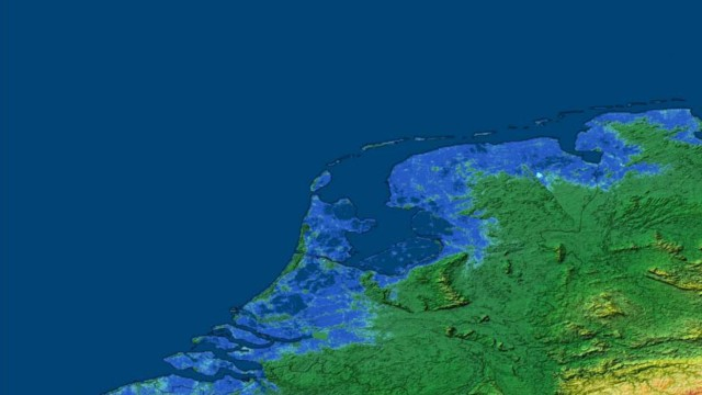 Sea level rise in the Netherlands
