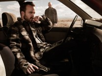 Bryan Cranston und Aaron Paul in Breaking Bad