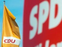 CDU und SPD