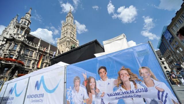 München bereitet zur Entscheidung über olympische Winterspiele 2018 vor, 2011