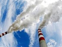 Kohlekraftwerk Belchatów in Polen