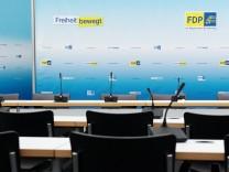 FDP-Fraktionssaal