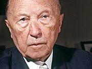 Adenauer dpa