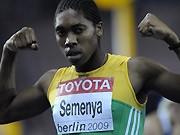 Caster Semenya, ddp