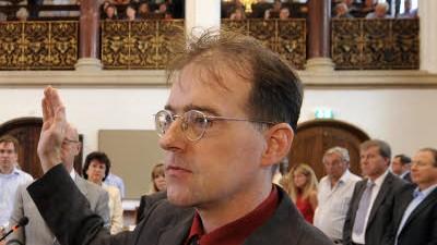Rechtsextremer Stadtrat Richter