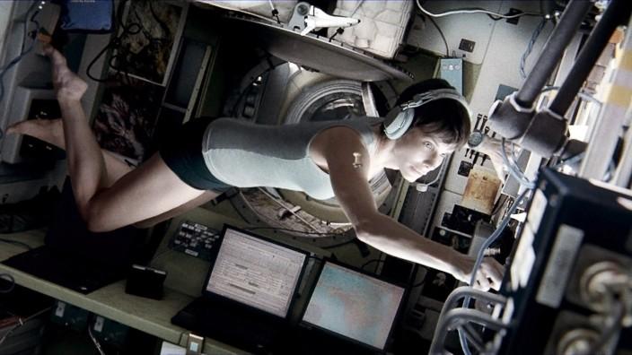 """Sandra Bullock in """"Gravity"""""""