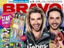 'Bravo' kämpft gegen Auflagenschwund