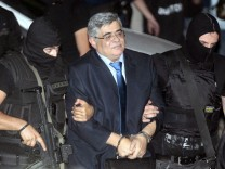 Golden Dawn members arrested on charges of formation of a crimina
