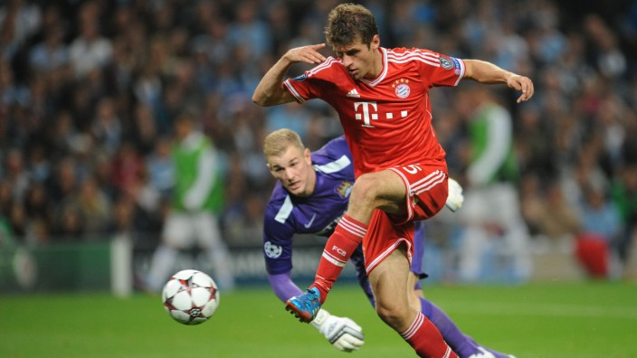 Manchester City  - FC Bayern München