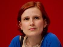 Linken-Chefin Katja Kipping