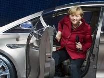 IAA Frankfurt - Angela Merkel