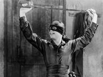 """Douglas Fairbanks sen. in """"Das Zeichen des Zorro"""""""