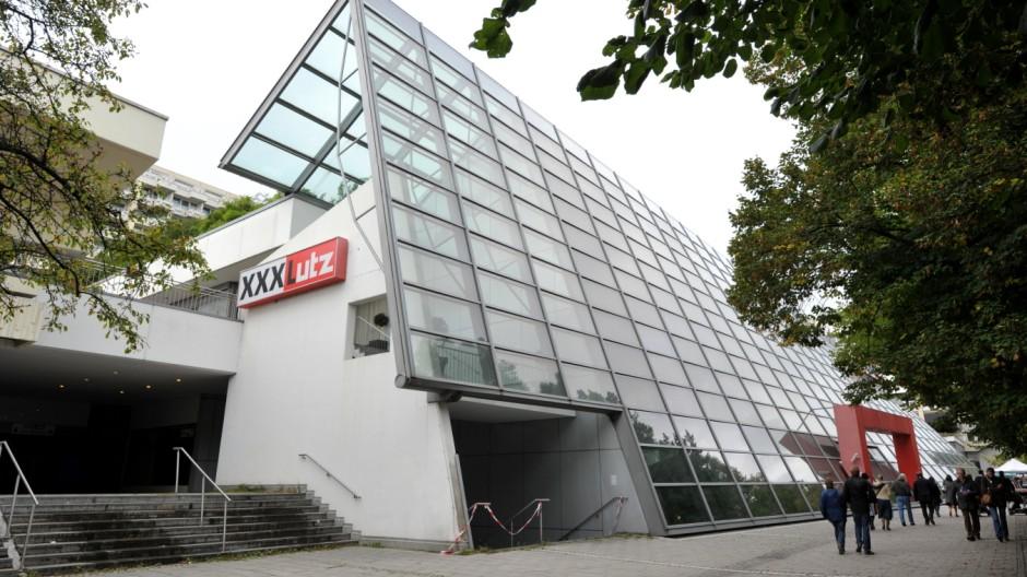 Theresienhöhe - Möbelhaus Lutz schließt Münchner Filiale - München ...