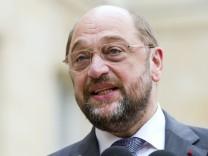 French President receives EP President