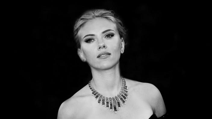 Scarlett Johansson in Venedig