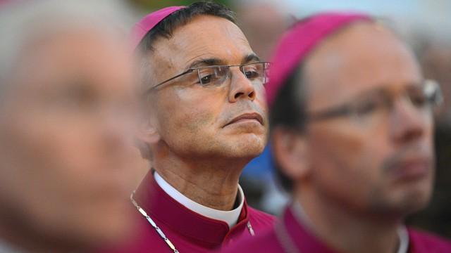 Limburg Bischof Franz-Peter Tebartz-van Elst