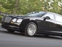 Bentley, Bentley Flying Spur, Fahrbericht