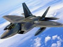US-Kampfjet F-22 Raptor